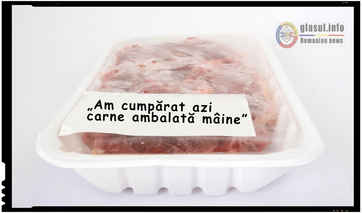 """Minunile de la Caracal s-au mutat la Arad: """"Am cumpărat azi carne ambalată mâine""""!"""