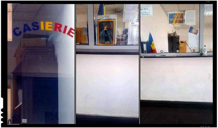 """In Romania mai exista si institutii care stiu sa arate ca apartin statului roman, nicidecum unor asa zise """"Tinuturi"""", """"Autonomii"""" sau alte bazaconii de acest gen, Foto: facebook.com"""