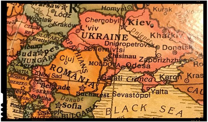 """O batrana de 71 de ani: """"De ce Rusia poate sa revendice CRIMEEA pe care Rusia candva a dat-o Ucrainei si de ce Romania nu poate sa revendice teritoriile dintre Prut si Nistru?"""""""
