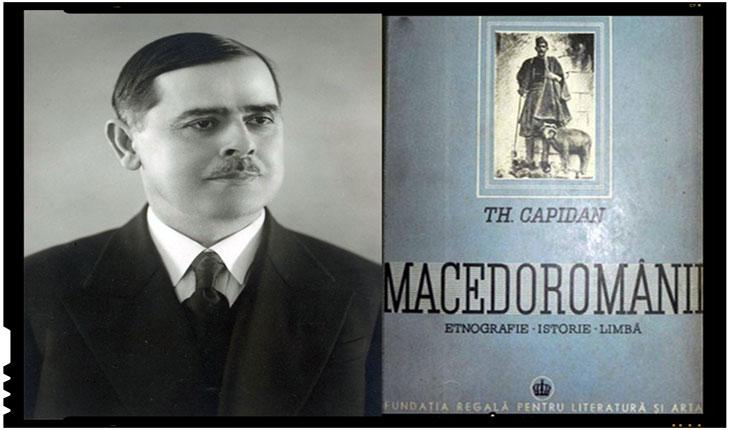 La 28 aprilie 1879 se nastea Theodor Capidan