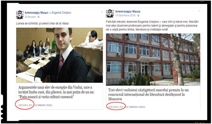 """Teodor Melescanu pentru Adevarul: """"Da, exista un program de propaganda al Federatiei Ruse in Romania"""", Foto: captura facebook"""