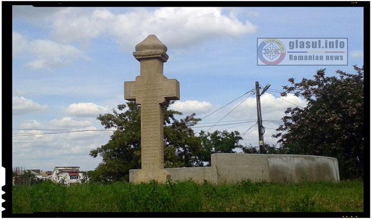 Crucea lui Ferentz, monumentul din IASI care a strajuit intrarea in oras, servind ca pilda pentru invadatorii austrieci
