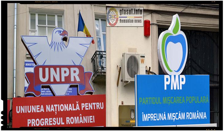 Fuziunea dintre PMP si UNPR este aproape finalizata