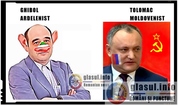 Rusii au indobitocit basarabenii cu moldovenismul, iar ungurii pe transilvaneni cu ardelenismul
