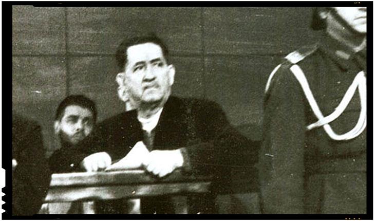 Expozitie la IASI dedicata lui Ion Mihalache, martir care a sfarsit in temnitele comuniste, Foto: Fototeca online a comunismului românesc, #T007, 26.05.2017,9/1947