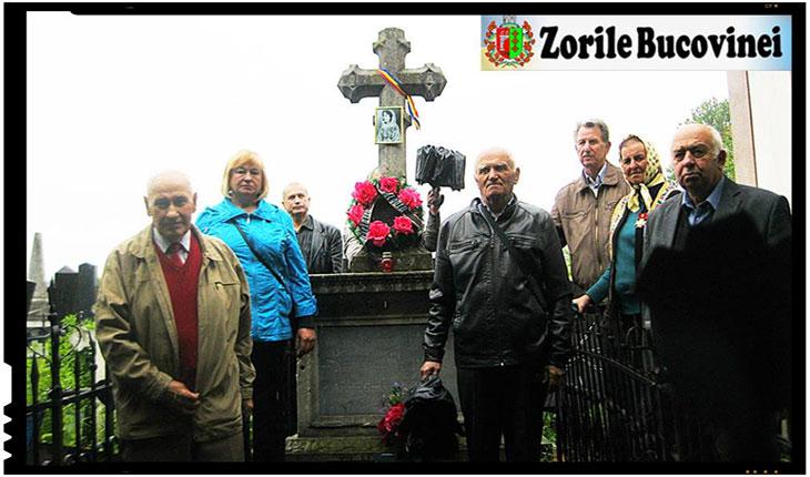 Lacrimi si flori sacre pe morminte de Ziua Eroilor in Bucovina, Foto: ZorileBucovinei.com
