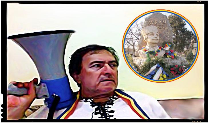 Domnilor jandarmi, trageți! Voi fi la Țebea!, Foto: facebook.com/laurian.stanchescu