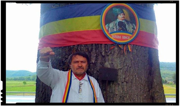 """Laurian Stănchescu: """"CER SĂ FIU EUTANASIAT!M-am săturat să mai trăiesc într-o Românie fără români, într-o Românie care-și ucide identitatea și se lasă călcată în picioare de toate cancelariile lumii"""", Foto: facebook.com/laurian.stanchescu"""