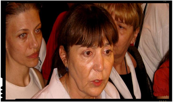 Monica Macovei, demonizata de catre un blogger : Cand batea femeile din arest era mai sadica decat gardienii barbati