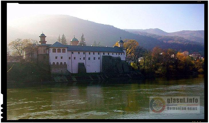 La 18 mai 1388 se finalizau lucrarile de zidire a bisericii mari a Manastirii Cozia