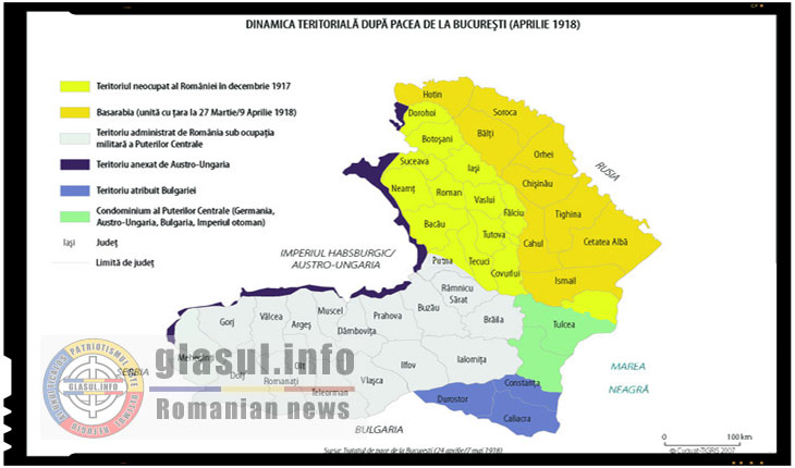 Pana la 1812 populatia romaneasca inca mai spera ca rusii vor parasi tara si ca ocupatia ruseasca este vremelnica