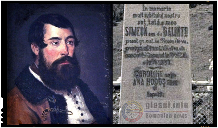 La 16 mai 1880 trecea in nefiinta Simion Balint, unul dintre revolutionarii ce au luptat alaturi de Avram Iancu
