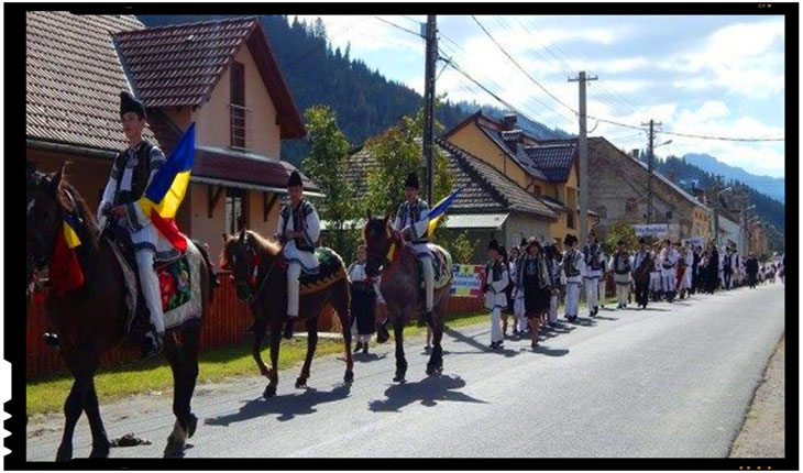 Tulgheș, Tulgheș, plai de Rai, plai cu Eroi!, Foto: Mihai Tirnoveanu