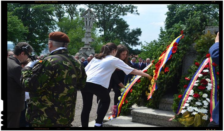 Ziua Înălțării Domnului, dar și Ziua Eroilor, sarbatorite si la IASI, Foto: Fandel Mihai