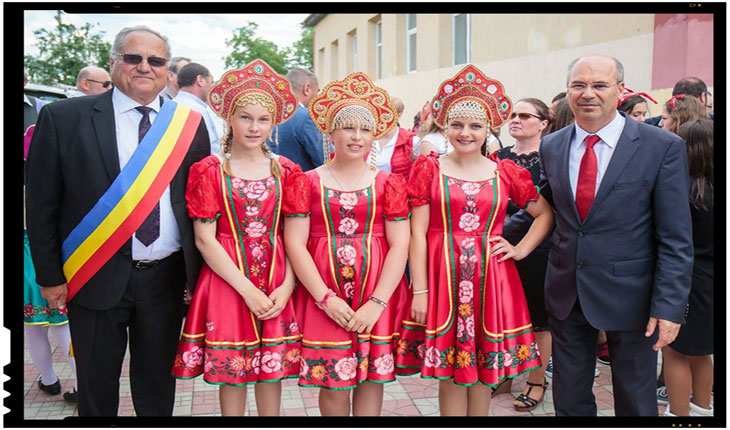 In comuna Focuri din IASI s-au sarbatorit 138 de ani de atestare documentara a localitatii, Foto: facebook.com/maricel.popa.oficial/