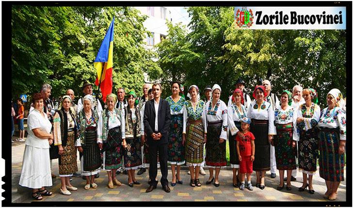 MAI AVEM UN NUME SFÂNT –EMINESCU-I ROMÂNIA…(VIDEO), Foto: ZorileBucovinei.com