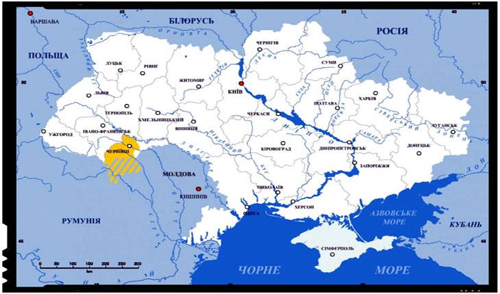 Ucrainenii se arata deranjati de actiunile culturale desfasurate de romanii din nordul Bucovinei. Se tem ca acestia sa nu-si ceara autonomia, Foto: omiliya.org