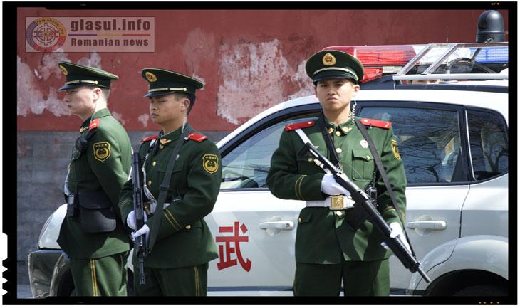 China si-a mobilizat armata la frontiera cu Coreea de Nord