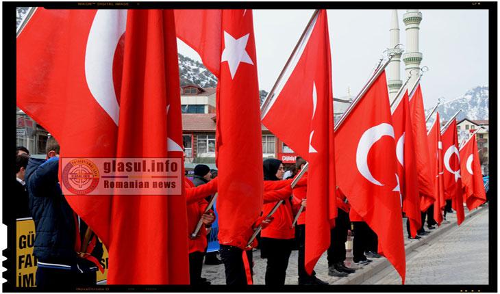 A reinviat spiritul otoman in randul turcilor? Un ziar din Turcia: daca pornim in zori la razboi, ocupam Europa in trei zile!