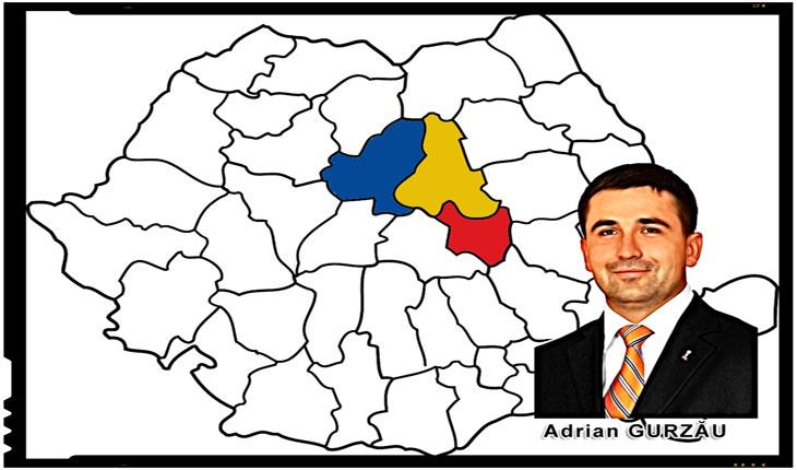 Adrian GURZĂU catre Kelemen Hunor: Propun interzicerea oricărui actual sau viitor partid constituit pe criterii etnice. Partidele sunt politice şi trebuie să funcţioneze pe doctrine, nu pe apartenenţă etnică