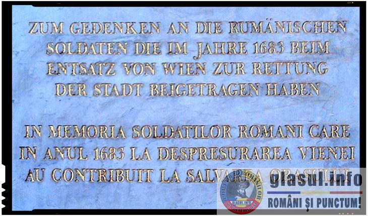Daca romanii nu salvau Viena in timpul asediului turcilor, cui mai lingeau ungurii cizmele pentru a primi cadou teritoriile altora, Foto: Alex:D - Operă proprie, wikipedia.org