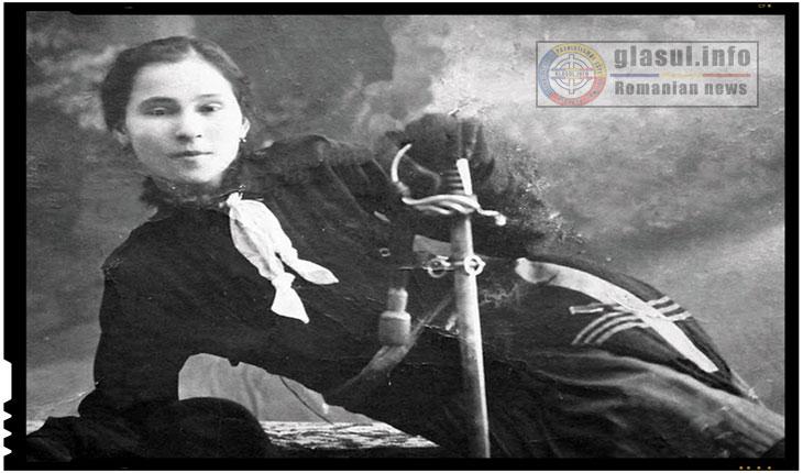 Azi se implinesc 100 de ani de la trecerea in nefiinta a eroinei Ecaterina Teodoroiu