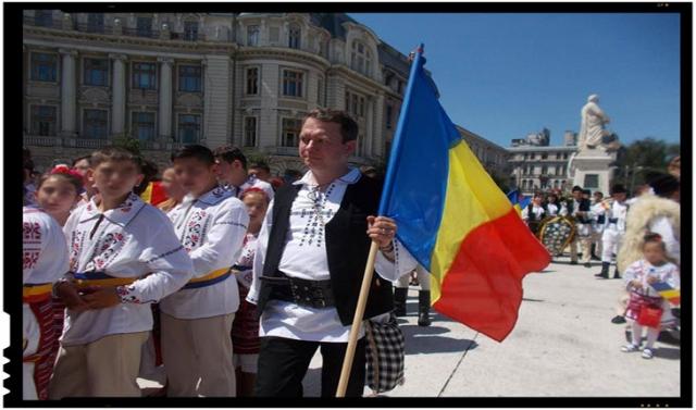 Fiecare copil român, fiecare țăran, fiecare biserică ortodoxă, sat sau oras din Covasna și Harghita este o baricadă a identitătii naționale românesti, FOTO: Mihai Tirnoveanu
