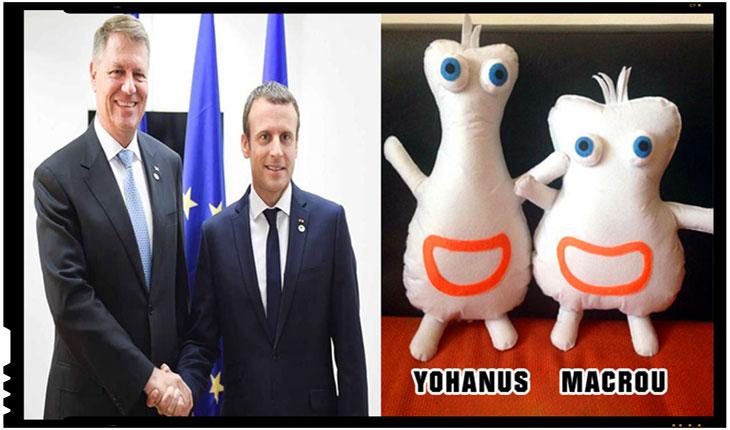 """Ion Cristoiu: """"Emmanuel Macron vine în România ca să ne vîre pe gît, contracost, armament de producție franceză"""", Foto: facebook.com"""