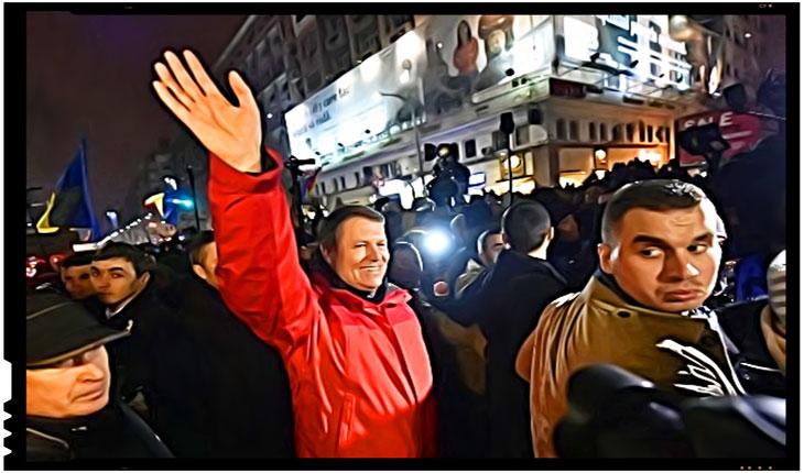 """Liviu Plesoianu: """"Dacă Insul din Deal își îmbracă iarăși geaca roșie, organizez eu personal PROTESTE MASIVE la Cotroceni!"""", Foto original: evz.ro"""