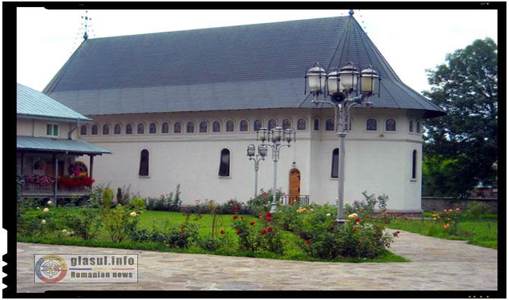 Mănăstirea Bogdana din judeţul Suceava va fi restaurata cu fonduri europene