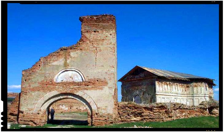 Manastirea Plaviceni – lacasul de odihna al trupului Marelui Voievod Crestin Mihai Viteazul, FOTO: www.manastireaplaviceni.ro