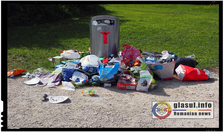 O localitate din Romania produce energie electrica din gunoi. Facturile cetatenilor la energie sunt mai mici, iar nivelul poluarii mai redus