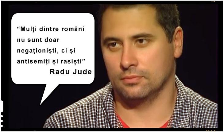 """Regizorul Radu Jude: """"Mulți dintre români nu sunt doar negaționiști, ci și antisemiți și rasiști"""", Foto: TVR.ro"""