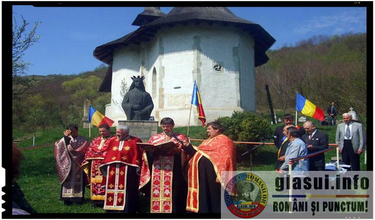 Bustul lui Stefan cel Mare de la Vad, Foto: vadulstefanian.wordpress.com