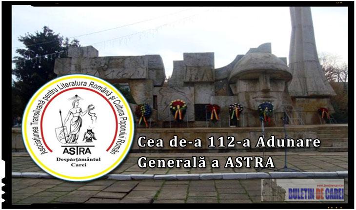 Municipiul Carei va deveni gazda pentru cea de-a 112-a Adunare Generală a ASTRA, Foto: BuletindeCarei.ro