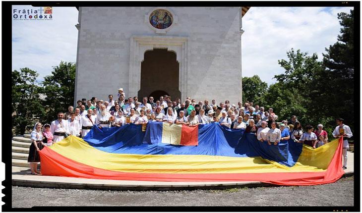 Acolo unde aproape nimeni nu mai spune că-i român, mergem noi, cei din celelalte zări ale Țării, Foto: Fratia Ortodoxa