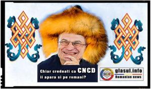 În optica orwelliană a CNCD-ului, condus de un reprezentant al UDMR: ROMÂNUL E VINOVAT!