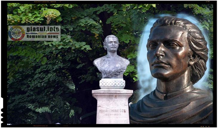 Bustul lui Eminescu de la Carei mai are nevoie de 6.000 de lei si mai sunt numai 3 saptamani pana la inaugurare! Cautam sponsori!, Imagine de arhivă