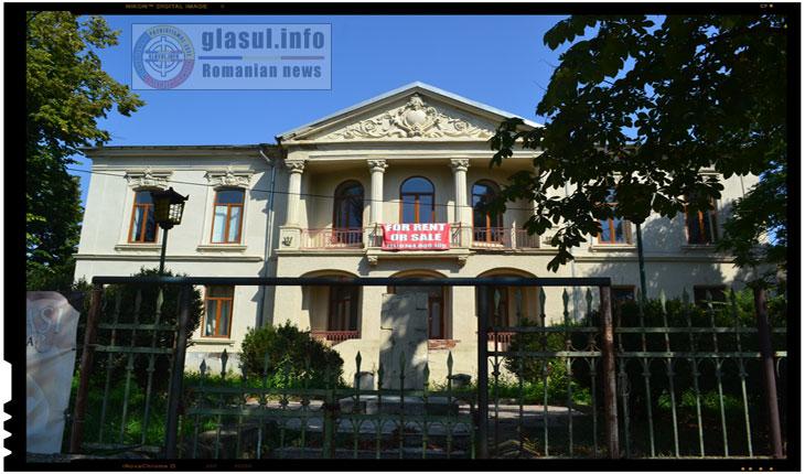 Municipalitatea ieșeană va cumpăra Casa Calimah-Ghika, fostul sediu al PNȚCD Iași