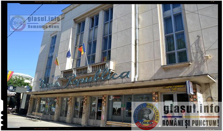 Ungurii care vor ajunge la IASI se lovesc iar de Trianon: Cinematograful Republica va reveni la denumirea sa initiala de Trianon, Foto: Fandel Mihai