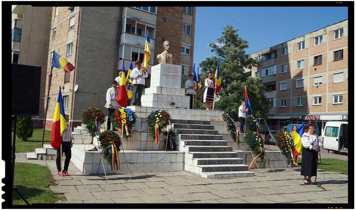 La Carei a avut loc comemorarea a 145 de ani de la moartea lui Avram Iancu, Foto: Buletin de Carei