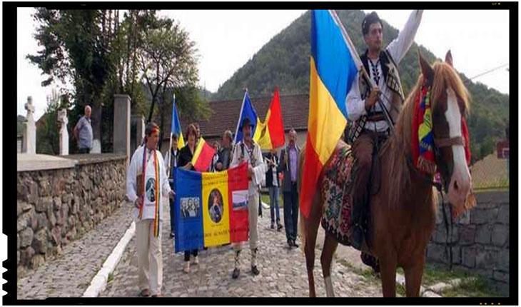 DRAPELUL NAȚIONAL - INTERZIS LA ȚEBEA?, Foto: facebook.com/laurian.stanchescu