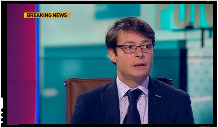 Numire surprinzatoare la CSM Victor Alistar, votat de Senat ca membru al CSM, Foto: Antena 3