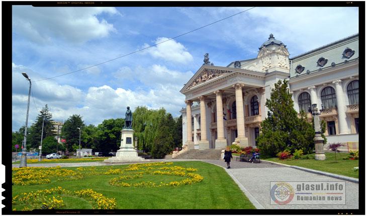 Orasul Iași a ajuns alaturi de Baia Mare și Satu Mare, în finala cursei pentru titlul de Capitala Tineretului din România