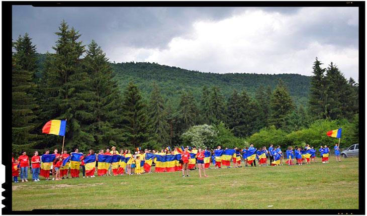 Patru organizații membre ale Forumului Civic al Românilor din Covasna, Harghita si Foto: Mihai Tirnoveanu