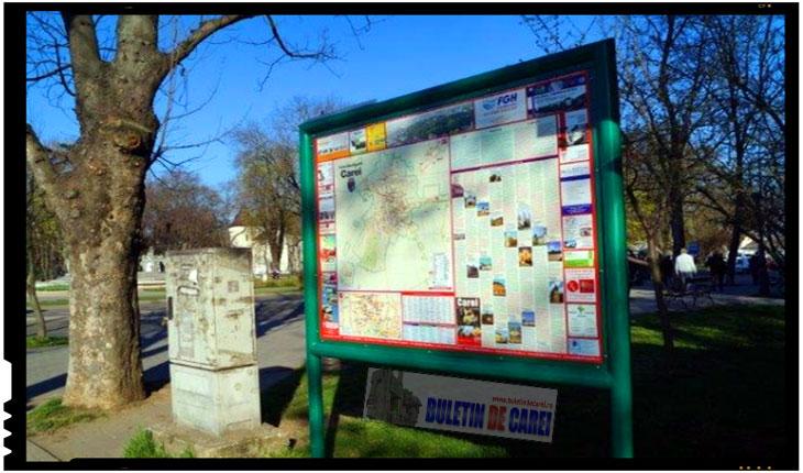 Prefectura nevoita sa intervina impotriva falsificarii grosolane a istoriei la Carei!, Foto: buletindecarei.ro