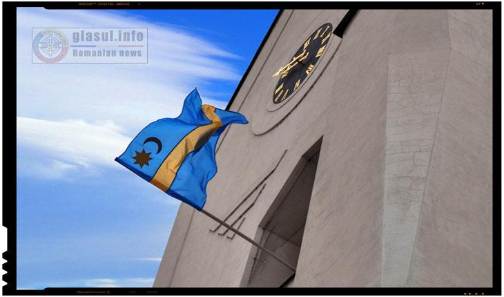 Primarul UDMR-ist din Miercurea-Ciuc a fost obligat prin sentinta definitiva sa inlature steagul secuiesc de pe domeniul public