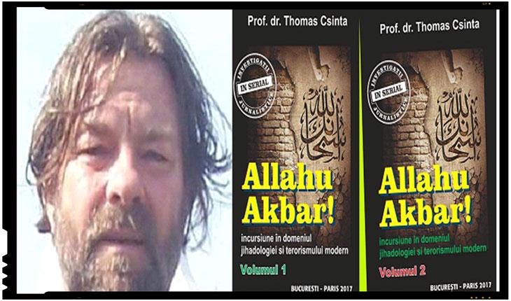 """Recenzie cartile """"Allahu Akbar"""" (Vol.1 si Vol. 2), Foto: jurnalulbucurestiului.ro"""