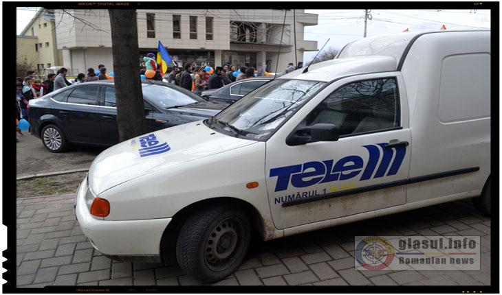 Tele M - Unul dintre cele mai vechi posturi de televiziune locala din IASI este pe punctul de a-şi da obştescul sfârşit, Foto: Fandel Mihai
