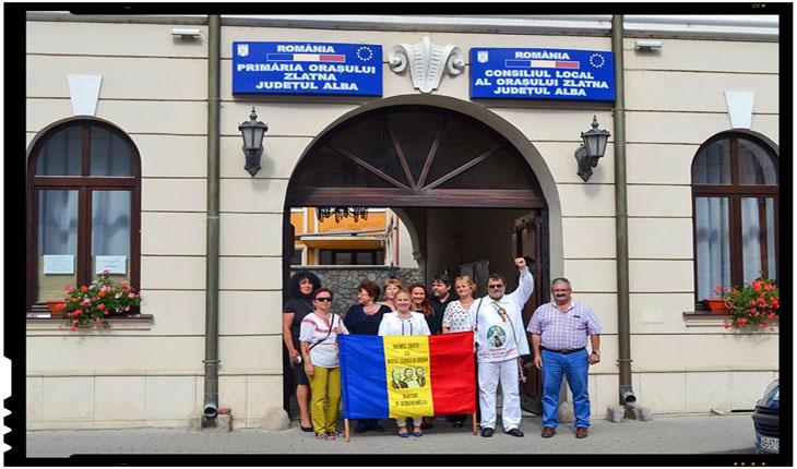 """""""Drumul Crucii lui Horea, Cloșca și Crișan""""!, Foto: facebook.com/laurian.stanchescu"""